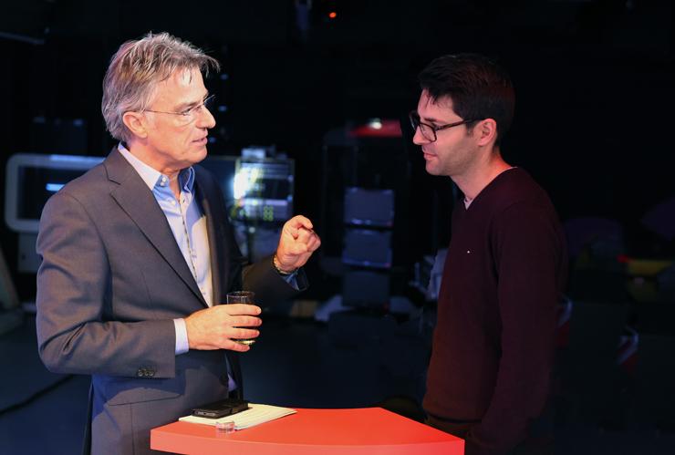 Boris van Zonneveld in gesprek met Rob Trip