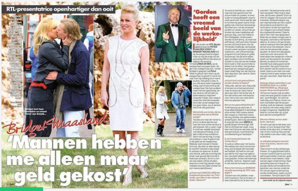 Boris van Zonneveld interview Bridget Maasland