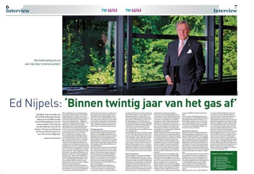 Ed Nijpels Boris van Zonneveld